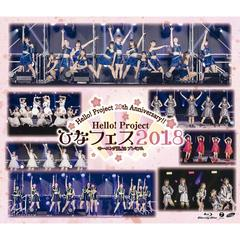 Hello ! Project 20th Anniversary!! Hello ! Project ひなフェス 2018 <モーニング娘。'18 プレミアム>(Blu-ray Disc)