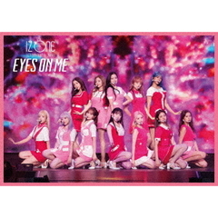 IZ*ONE/IZ*ONE 1ST CONCERT IN JAPAN [EYES ON ME] TOUR FINAL -Saitama Super Arena- 通常盤(Blu-ray)
