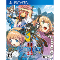 PSVita DEMON GAZE2 Global Edition