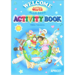 Welcome to learning world blue book activity book