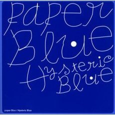 Paper blue/Hysteric Blue