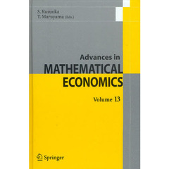Advances in MATHEMATICAL ECONOMICS Volume13
