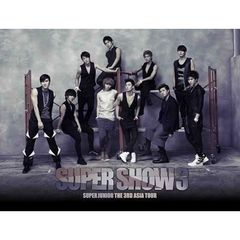SUPER JUNIOR/3RD ASIA TOUR SUPER SHOW 3 (2CD)(輸入盤)