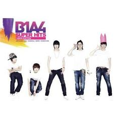 B1A4/SUPER HITS (CD+GOODS)(台湾盤)(輸入盤)