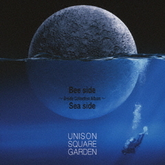 UNISON SQUARE GARDEN/Bee side Sea side ~B-side Collection Album~(通常盤/2CD)