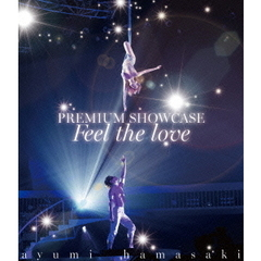 浜崎あゆみ/ayumi hamasaki PREMIUM SHOWCASE~Feel the love~(Blu-ray)