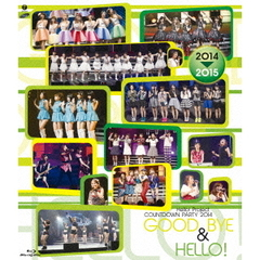 Hello ! Project COUNTDOWN PARTY 2014 ~GOOD BYE&HELLO!~(Blu-ray Disc)
