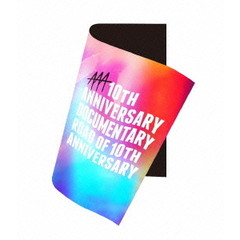 AAA/10th ANNIVERSARY Documentary ~Road of 10th ANNIVERSARY~(Blu-ray Disc)