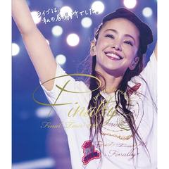 安室奈美恵/namie amuro Final Tour 2018 ~Finally~ 通常盤(DVD)
