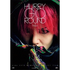 hide/HURRY GO ROUND(Blu-ray Disc)