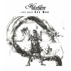 Hilcrhyme/Hilcrhyme LIVE 2018 「One Man」(Blu-ray Disc)
