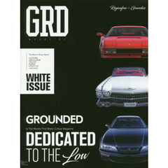 GRD MAGAZINE WHITE ISSUE
