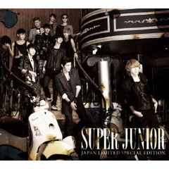SUPER JUNIOR JAPAN LIMITED SPECIAL EDITION -SUPER SHOW3 開催記念盤-(DVD付)