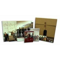 東方神起(TVXQ)「2007パリ写真集 BONJOUR PARIS」SPECIAL LIMITED PACKAGE  BOX 韓国版
