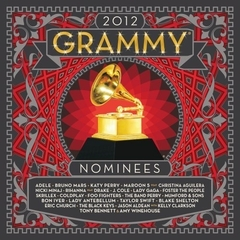 【輸入盤】2012 GRAMMY (R) NOMINEES