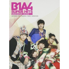 B1A4/SUPER HITS (CD+DVD+PHOTOCARDS)(台湾盤)(輸入盤)