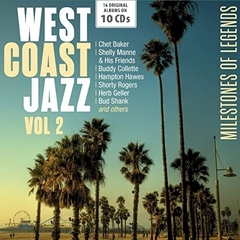 WEST COAST JAZZ VOL. 2(10枚組)(輸入盤)
