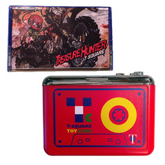 【T-SQUARE】TREASURE HUNTER Cassette &VINYL STAR INTERNATIONAL  Player