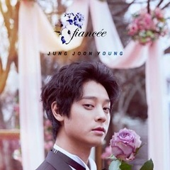 JUNG JOON YOUNG/SINGLE : FIANCEE (B-VER)(輸入盤)