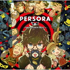 PERSORA -THE GOLDEN BEST 5-