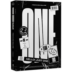 1TEAM/3RD MINI ALBUM : ONE (THIS VER)(輸入盤)