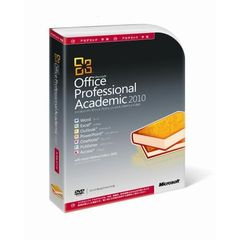 Office 2010 Office Professional 2010アカデミック(PCソフト)
