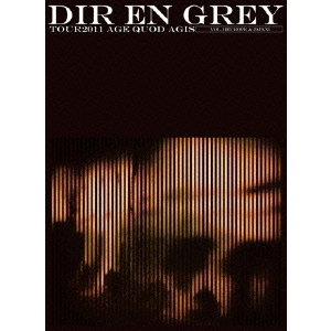 DIR EN GREY/TOUR 2011 AGE QUOD AGIS Vol.1 [Europe & Japan] <初回限定生産>