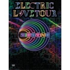 BIGBANG/ELECTRIC LOVE TOUR 2010(Blu-ray Disc)