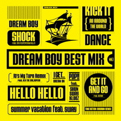"DREAM BOY Presents ""DB BEST MIX"" vol.1 mixd by HIRORON"