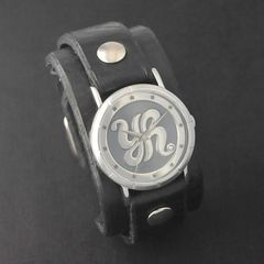 原由実 × Red Monkey Designs Collaboration Wristwatch MEN'S/BLACK
