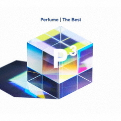 "Perfume/Perfume The Best ""P Cubed""(初回限定盤/3CD+Blu-ray)"