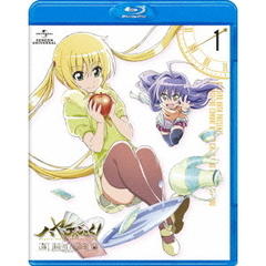 ハヤテのごとく! CAN'T TAKE MY EYES OFF YOU 第1巻 <Blu-ray通常版>(Blu-ray Disc)