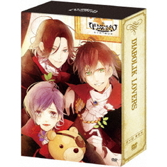 アニメ 「DIABOLIK LOVERS」 DVD-BOX <完全受注生産版>
