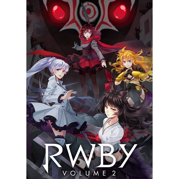 RWBY Volume2 <通常版>(Blu-ray Disc)