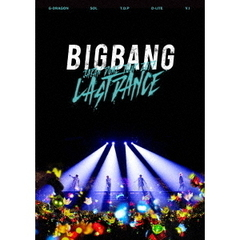 BIGBANG JAPAN DOME TOUR 2017 -LAST DANCE-【Blu-ray Disc2枚組(スマプラ対応)】(Blu-ray Disc)