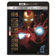 アイアンマン2 4K UHD(Blu-ray Disc)
