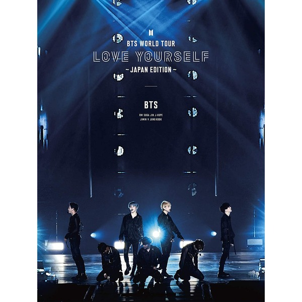 BTS/BTS WORLD TOUR 'LOVE YOURSELF' ?JAPAN EDITION? <初回限定盤>(Blu-ray Disc)