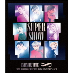 SUPER JUNIOR WORLD TOUR SUPER SHOW8:INFINITE TIME in JAPAN(Blu-ray)