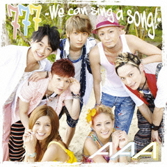 777 ~We can sing a song!~(完全限定生産盤)