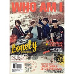 B1A4/2ND ALBUM : WHO AM I(輸入盤)