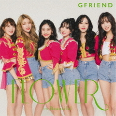 GFRIEND/FLOWER(TYPE-B/CD+PHOTO BOOK)