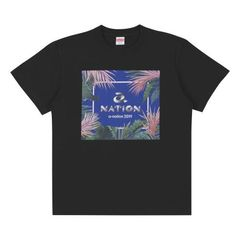【a-nation2019】Tシャツ(BLACK)