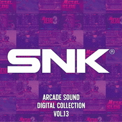 SNK ARCADE SOUND DIGITAL COLLECTION Vol.13