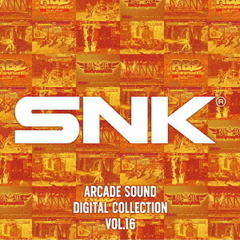 SNK ARCADE SOUND DIGITAL COLLECTION Vol.16