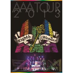 AAA/AAA TOUR 2013 Eighth Wonder <初回限定盤><セブンネット限定特典付き:ポストカード絵柄A>