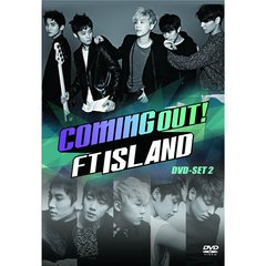 Coming Out!FTISLAND DVD-SET 2