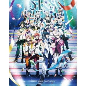 アイドリッシュセブン 1st LIVE 「Road To Infinity」 Blu-ray BOX -Limited Edition- <完全生産限定>(Blu-ray Disc)