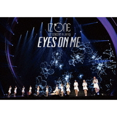 IZ*ONE 1ST CONCERT IN JAPAN[EYES ON ME]TOUR FINAL -Saitama Super Arena-(初回生産限定盤)[UPXH-29047][Blu-ray/ブルーレイ]