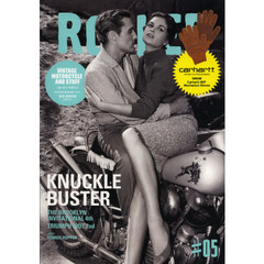 ROLLER magazine #05(2012.WINTER) KNUCKLE BUSTER〈デニス・ホッパー〉