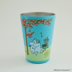 MOOMIN CUP COFFEE TUMBLER BOOK ムーミン谷の仲間たち ver.